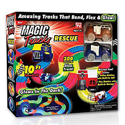 Magic Tracks™ Rescue Set