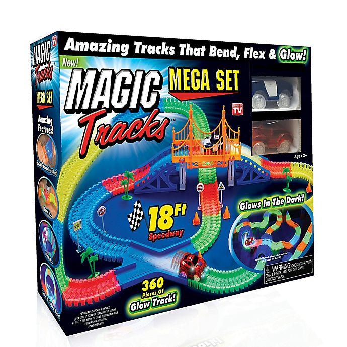 Alternate image 1 for Magic Tracks™ Mega Set