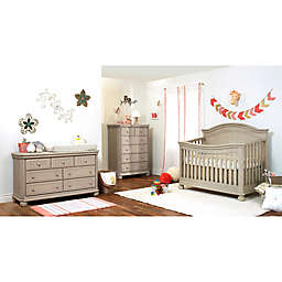 Sorelle Finley Crib Furniture Collection in Heritage Fog