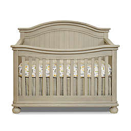Sorelle Finley 4-in-1 Convertible Crib in Heritage Fog