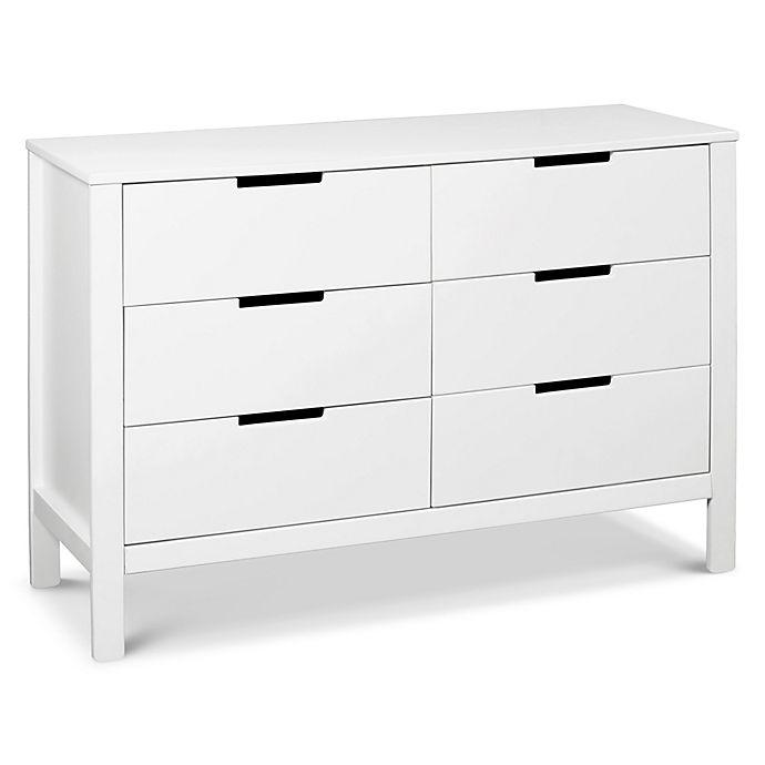 Davinci Colby 6 Drawer Dresser