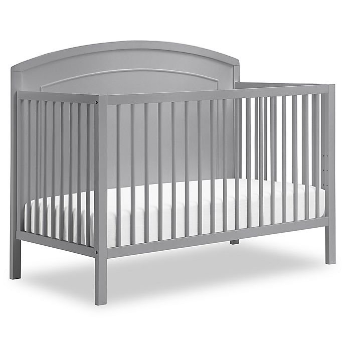 Alternate image 1 for carter's® by DaVinci® Kenzie 4-in-1 Crib in Grey