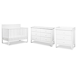 carter's® by DaVinci® Morgan Crib Furniture Collection in White