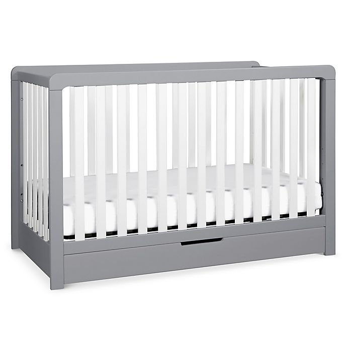 Alternate image 1 for carter's® by DaVinci® Colby 4-in-1 Crib with Drawer