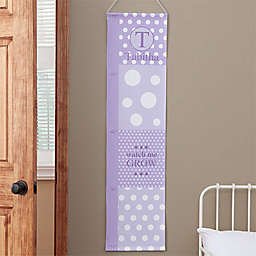 Polka Dot Growth Chart