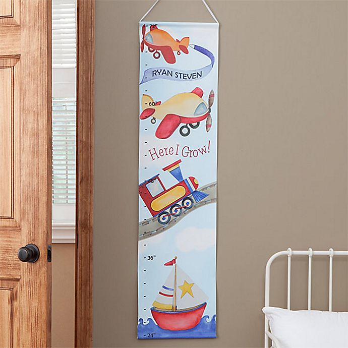 Alternate image 1 for Transportation Growth Chart