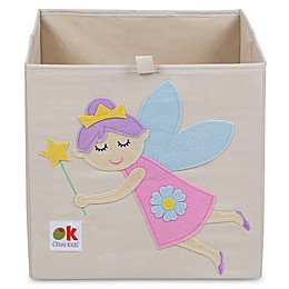 Olive Kids Fairy Princess Storage Cube