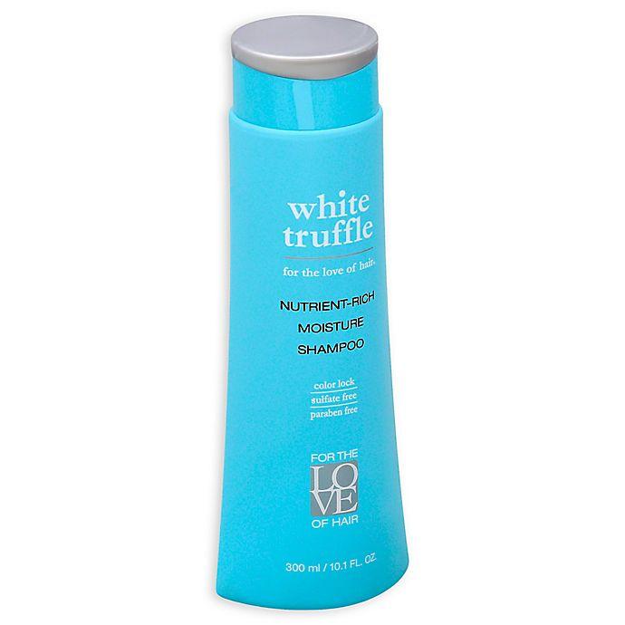 Alternate image 1 for For the Love of Hair Nutrient-Rich Moisture White Truffle 10.1 fl. oz. Shampoo