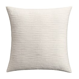 KAS Eden European Pillow Sham in Ivory