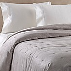 Wamsutta® Vintage Tufted Velvet Full/Queen Coverlet in Silver