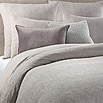 Wamsutta® Vintage Textured Jacquard King Duvet Cover in Grey