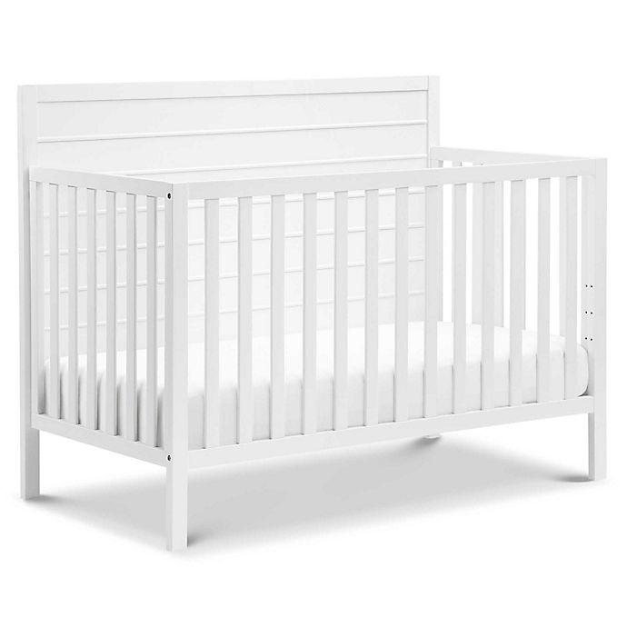 Alternate image 1 for carter's® by DaVinci® Morgan 4-in-1 Crib in White