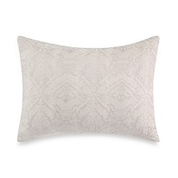 Wamsutta® Vintage Textured Jacquard Pillow Sham in Grey