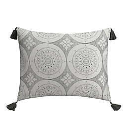 Cupcakes and Cashmere Dotted Medallion Pillow Sham