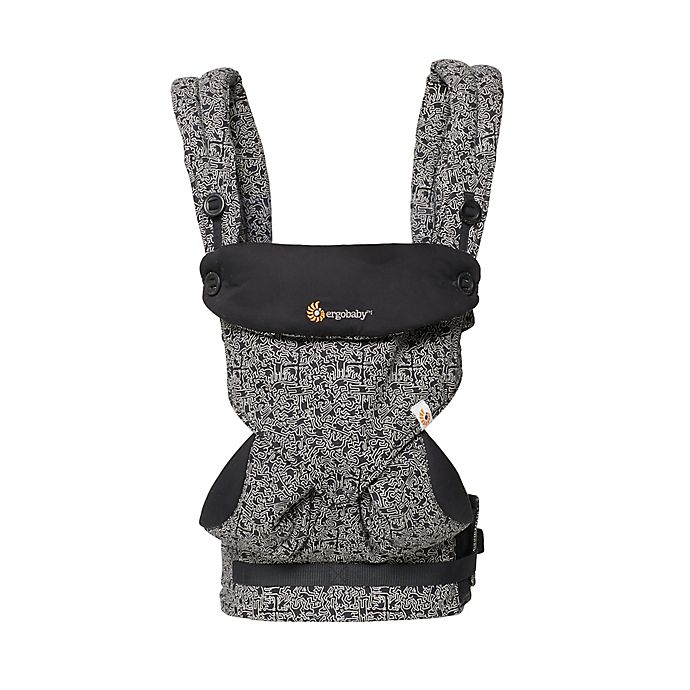 77592d0dcf9 Ergobaby™ Keith Haring Four-Position 360 Baby Carrier in Black ...