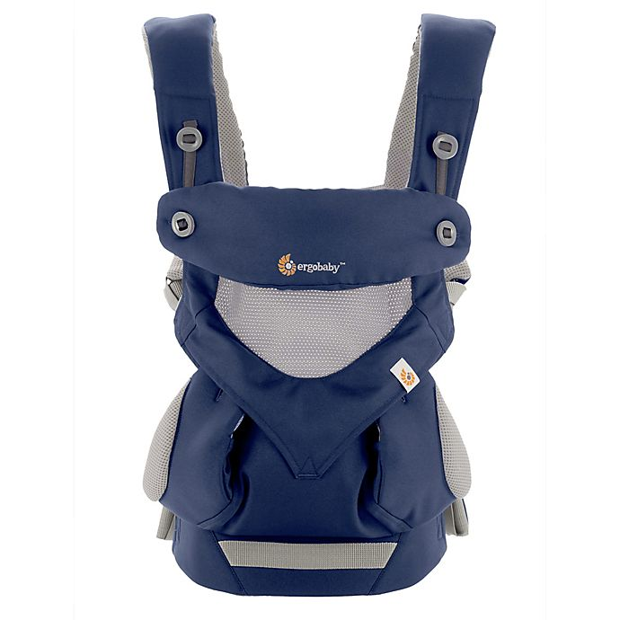 06bfb0aff86 Ergobaby™ 360 All Carry Positions Cool Air Mesh Baby Carrier in French Blue