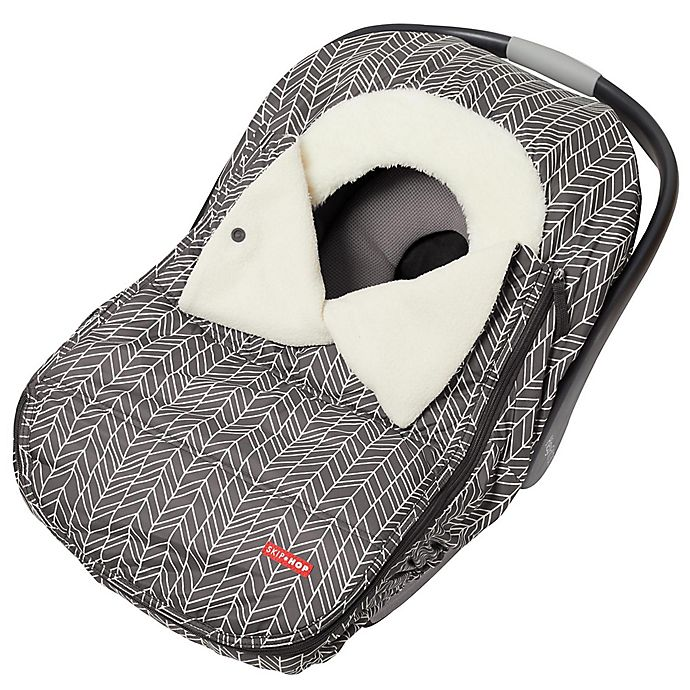 Alternate image 1 for SKIP*HOP® Stroll & Go Universal Car Seat Cover