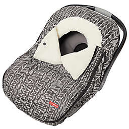 SKIP*HOP® Stroll & Go Universal Car Seat Cover in Grey Feather