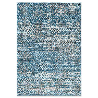 ECarpet Gallery La Morocco Ogee Shag Rug
