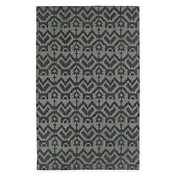 Kaleen Lakota Mankato 9' x 12' Area Rug in Grey