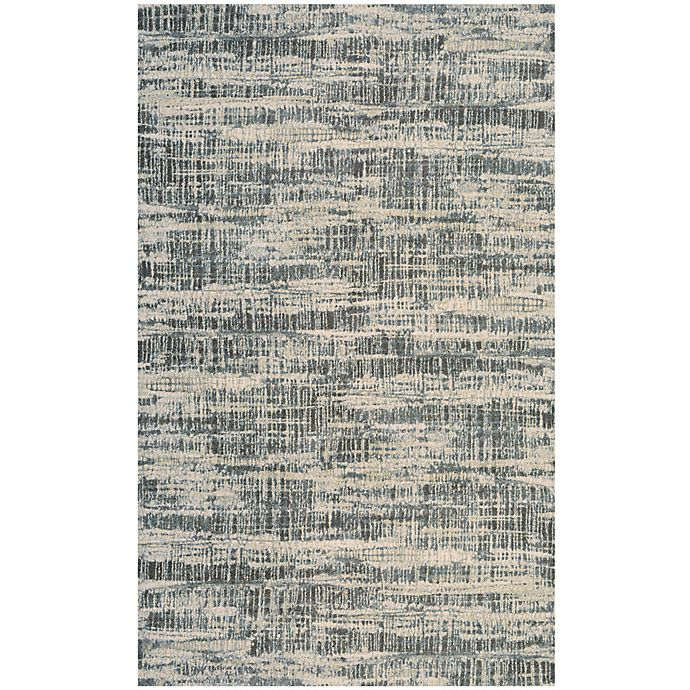 Alternate image 1 for Couristan® Easton Maynard 5-Foot 3-Inch x 7-Foot 6-Inch Area Rug in Cream/Teal