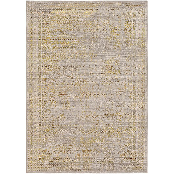 Alternate image 1 for Surya Leadore 7-Foot 10-Inch x 10-Foot 3-Inch Area Rug in Light Yellow