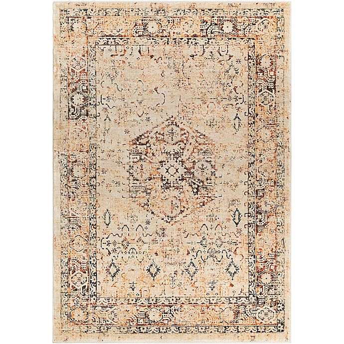 Alternate image 1 for Surya Sylva Classic 2-Foot x 3-Foot Accent Rug in Burnt Orange