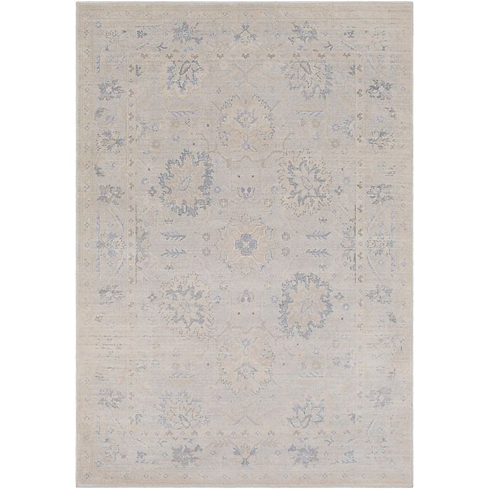 Alternate image 1 for Surya Idabel 5-Foot 3-Inch x 7-Foot 6-Inch Area Rug in Grey