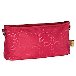 Lassig Buggy Casual Stroller Organizer in Reflective Star Flaming Red