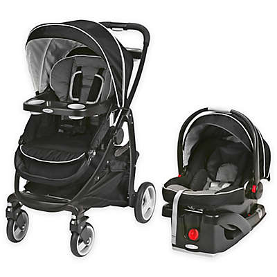 Graco® Modes™ Click Connect™ Travel System in Onyx