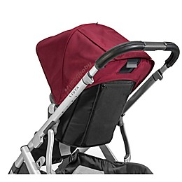 UPPAbaby® VISTA Leather Handlebar Cover in Black