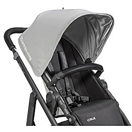 UPPAbaby® Leather Bumper Bar Cover in Black