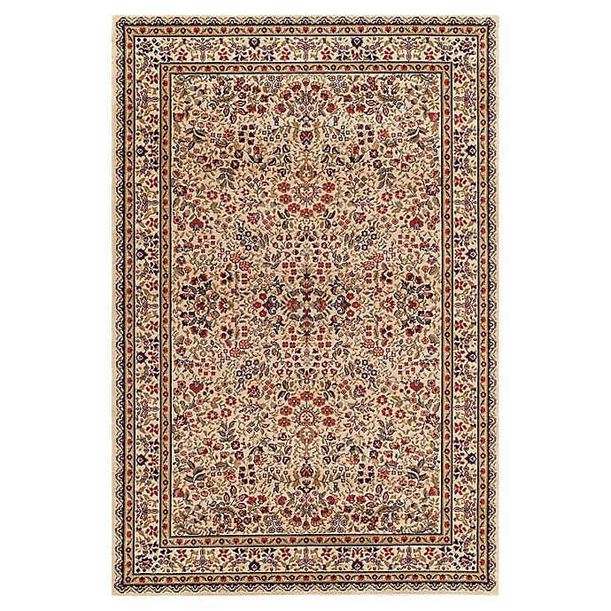 Alternate image 1 for Concord Trading Sarouk Rug in Ivory