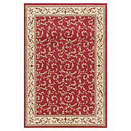 Veronica Rug in Red