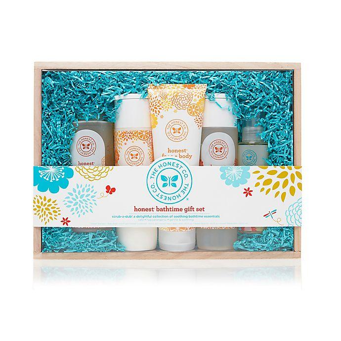 Alternate image 1 for Honest Bath Time Gift Set