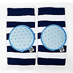 Bella Tunno™ Happy Knees Rugby Row Kneepads in Navy
