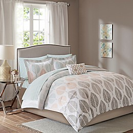 Madison Park Essentials Central Park Reversible Comforter Set