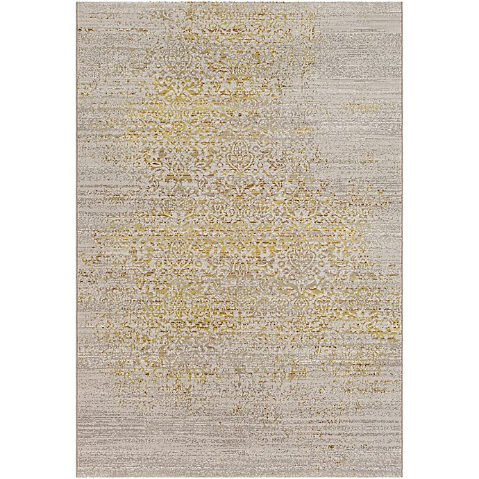 Alternate image 1 for Surya Norvell  Rug in Tan/Yellow