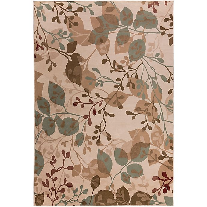 Alternate image 1 for Surya Peroz Branches  Rug