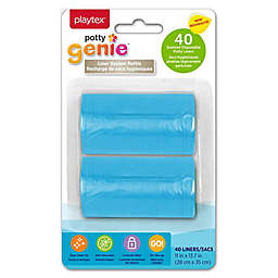 Playtex Baby™ Potty Genie 40-Count Disposable Liners