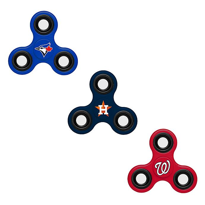 Alternate image 1 for MLB 3-Way Diztracto Spinner Collection