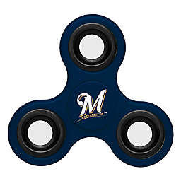 MLB Milwaukee Brewers 3-Way Diztracto Spinner
