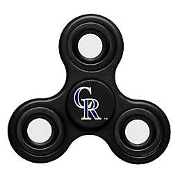 MLB Colorado Rockies 3-Way Diztracto Spinner