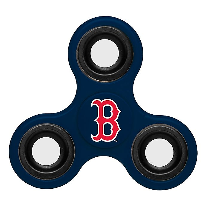 Alternate image 1 for MLB Boston Red Sox 3-Way Diztracto Spinner