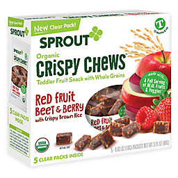 Sprout® 3.15-Ounce Box Crispy Fruit & Veggie Chews in RedBerry & Beet