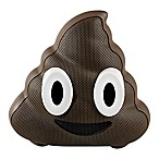 JAM® Wireless Bluetooth Poop Emoji Speaker in Brown