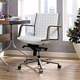 Modway Pattern Vinyl Office Chair