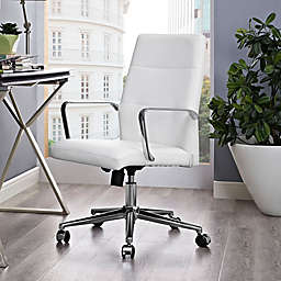 Modway Stride Vinyl Mid-Back Office Chair