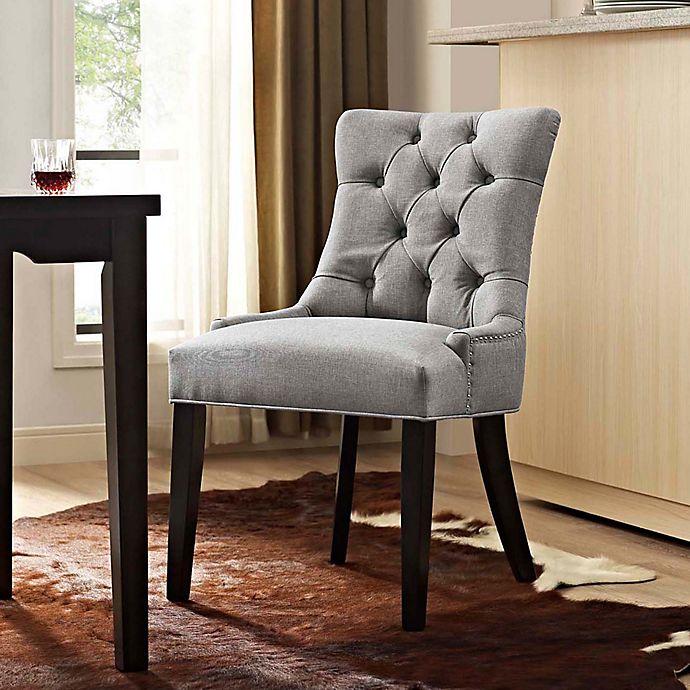 Modway Regent Upholstered Dining Side Chair Bed Bath