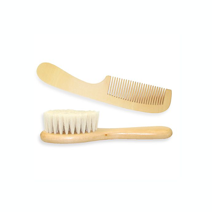 Alternate image 1 for green sprouts®  Brush and Comb Set